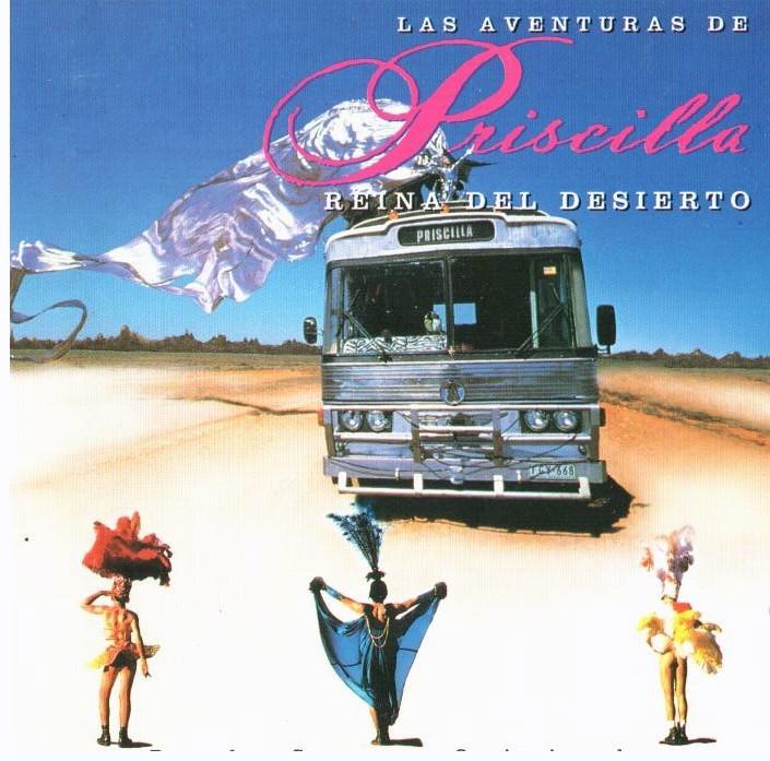 Resultado de imagen de priscilla queen of the desert  c.d 1994