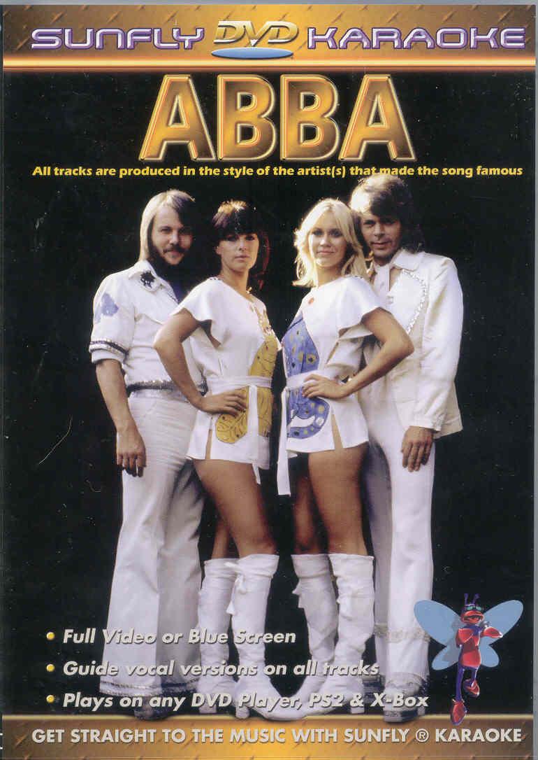 datABBAse - DVD - Covers - ABBA Sunfly Karaoke