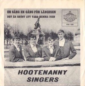 Hootenanny Singers Det Är Skönt Att Vara Hemma Igen