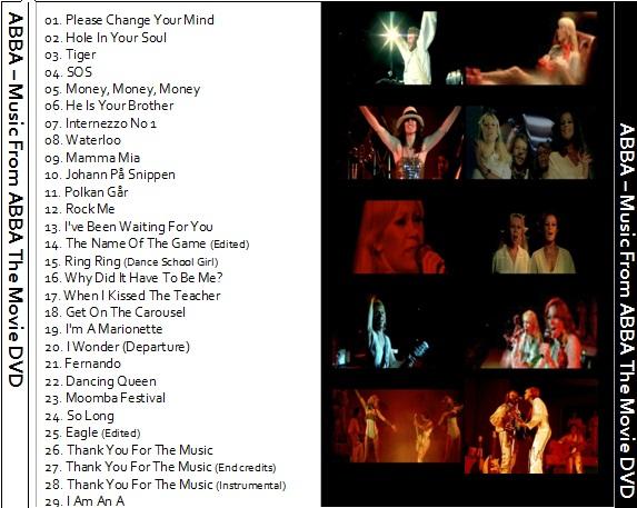 Bootlegs Music Dvd Bootleg Music From Abba