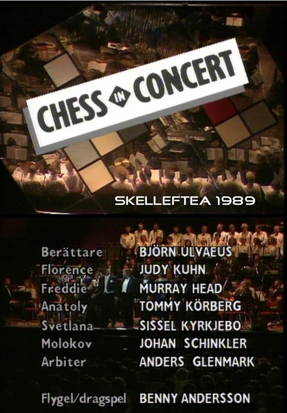 chess musical aarhus
