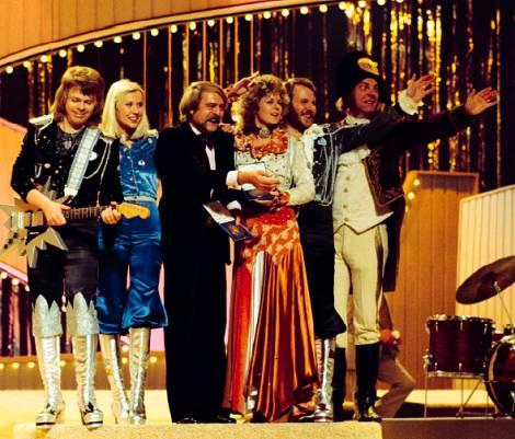 et le gagnant du concours de la chanson Eurovision 1974 est...  Eurovision
