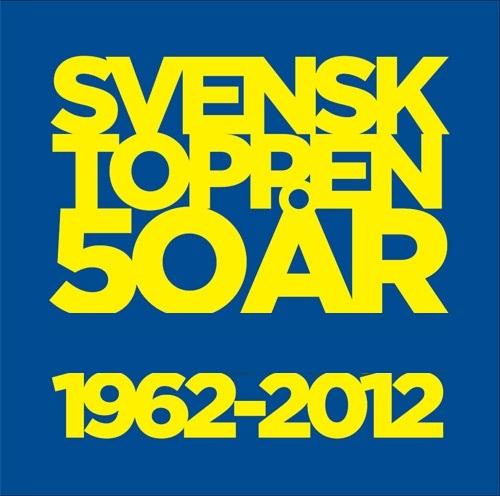 50 år med svensktoppen datABBAse   CD   ABBA (Related)   Svensktoppen 50 Ar 50 år med svensktoppen