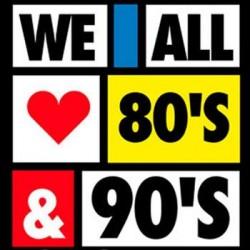exitos 80 y 90
